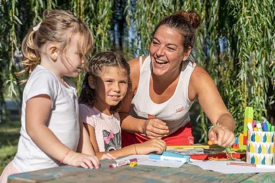 Club Lookéa Corsica Paoli  : Espaces enfants