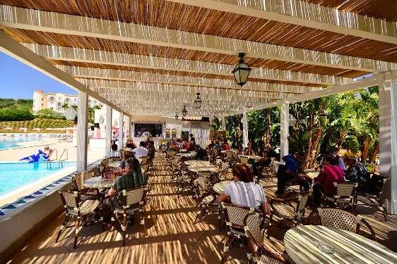 Club Lookéa Costanza : Restauration
