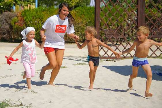 Club Lookéa Laguna Beach : Espaces enfants