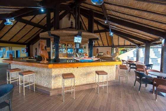 Club Lookéa Les Filaos : Restauration