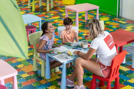 Club Lookéa Marismas : Espaces enfants