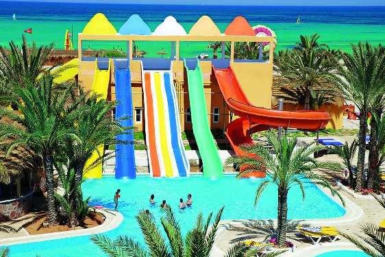Club Lookéa Playa Djerba : Espaces enfants