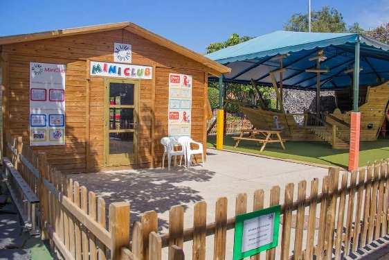 Club Lookéa Playa la Arena : Espaces enfants