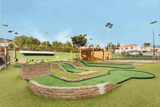 Club Lookéa Playa la Arena : Infrastructures