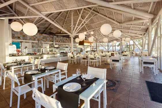 Club Lookéa Playa la Arena : Restauration