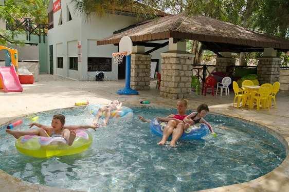 Club Lookéa Santa Marina : Espaces enfants