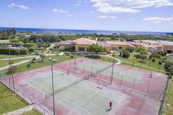 Club Marmara Cala Fiorita : Infrastructures