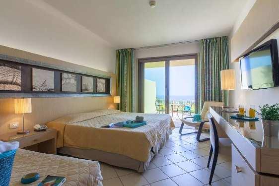 Club Marmara Cala Regina : Chambres