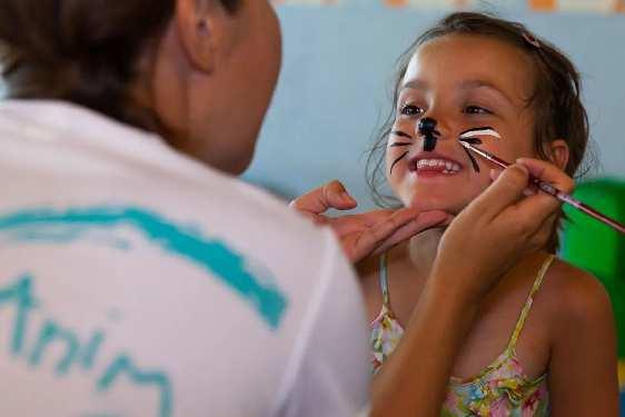 Club Marmara Cala Regina : Espaces enfants