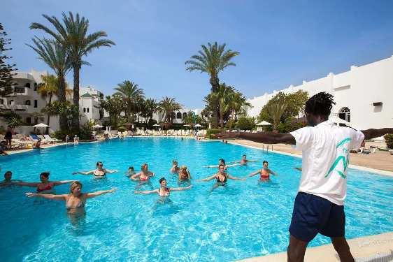 Club Marmara Les Jardins d'Agadir : Animations