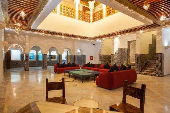 Club Marmara Les Jardins d'Agadir : Infrastructures