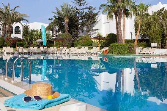 Club Marmara Les Jardins d'Agadir : Piscine