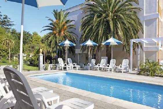 Club vacances Croatie - Île de Brac, Jet tours Kaktus : piscine