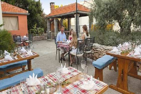 Club vacances Croatie - Île de Brac, Jet tours Kaktus : restaurant
