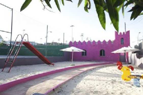 Jet tours Cala Mandia Park - aire de jeux