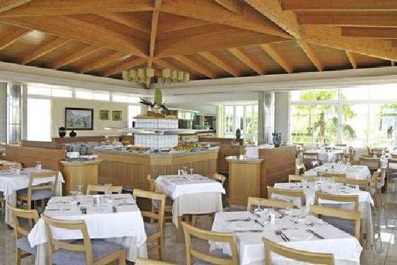 Jet tours Cala Mandia Park - Restaurant