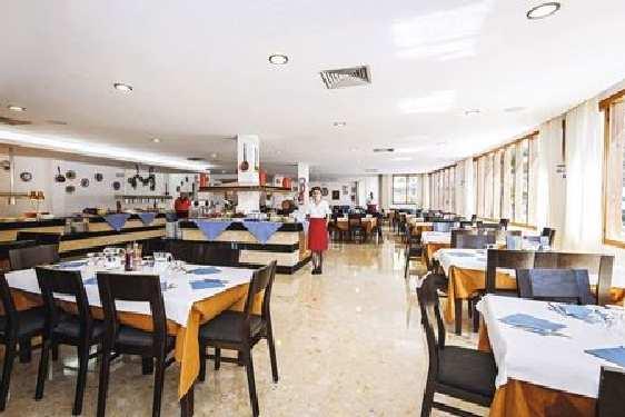 Jet tours Cala Murada - Restaurant