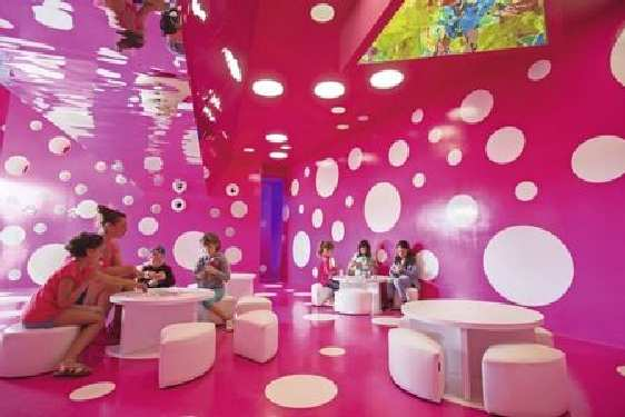 Jet tours Castell Dels Hams - mini club