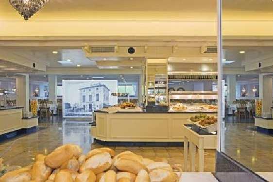 Jet tours Castell Dels Hams - Restaurant