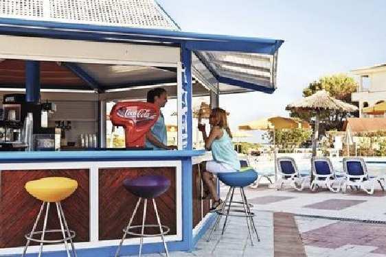 Jet tours Menorca - Bar extérieur