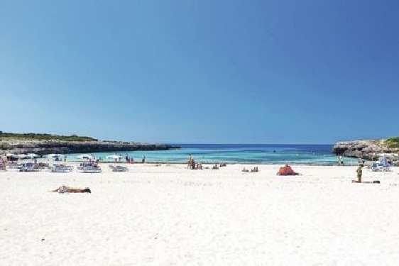 Jet tours Menorca - Plage