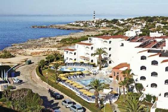 Jet tours Menorca - Vue aérienne 2