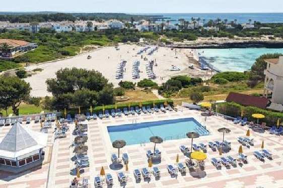Jet tours Menorca - Vue aérienne