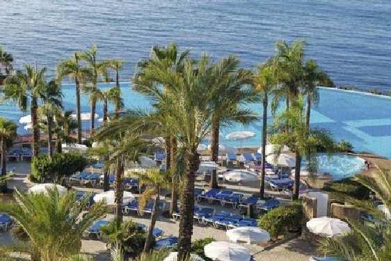 Jet tours Playacalida Spa - Piscine extérieur