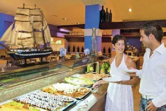 Jet tours Playacalida Spa - Restaurant