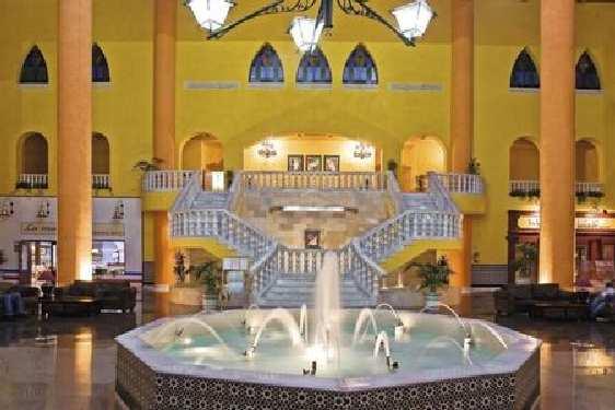 Jet tours Playacartaya - Hall d\'accueil