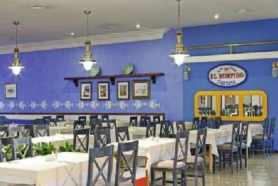 Jet tours Playacartaya - Restaurant 2