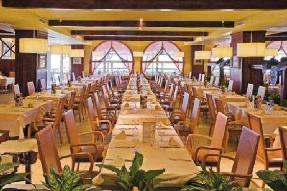 Jet tours Playacartaya - Restaurant
