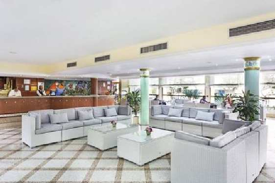 Jet tours Tamaimo - Reception