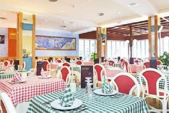 Jet tours Tamaimo - Restaurant