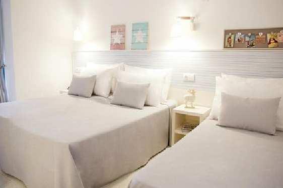 Club Kappaclub Alegria Dos Playas : Chambres