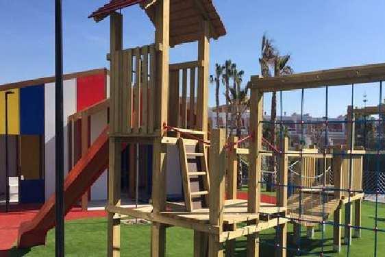 Club Kappaclub Alegria Dos Playas : Espaces enfants