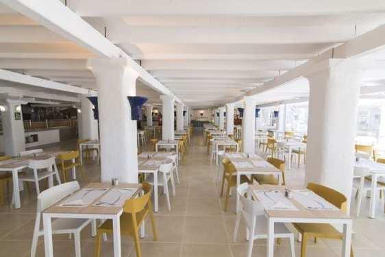 Club Lookéa Cala Martina : Restauration