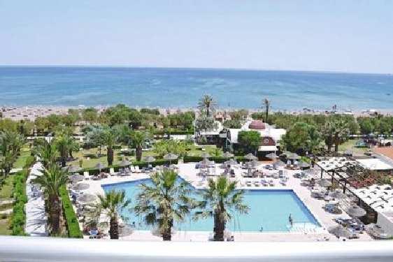 Jet tours Pegasos Beach - Vue aérienne 2