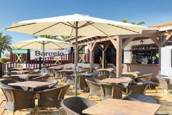 Jet tours Castillo Beach Resort - Bar extérieur