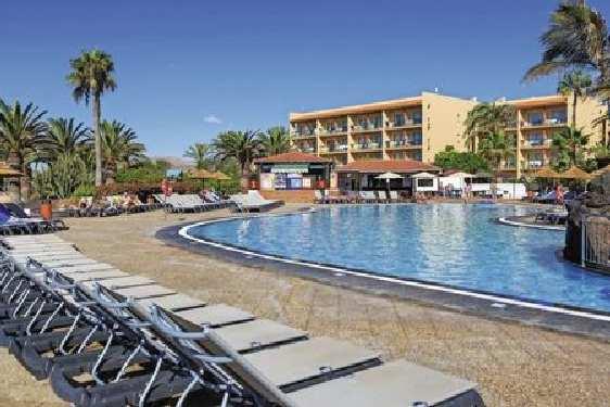 Jet tours Castillo Beach Resort - Piscine extérieur