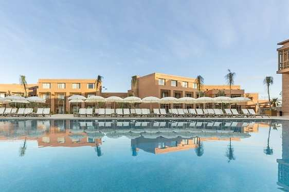 Club Jumbo Marrakech Palmeraie : Piscine