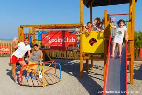 Club Lookéa Princess Sun : Espaces enfants