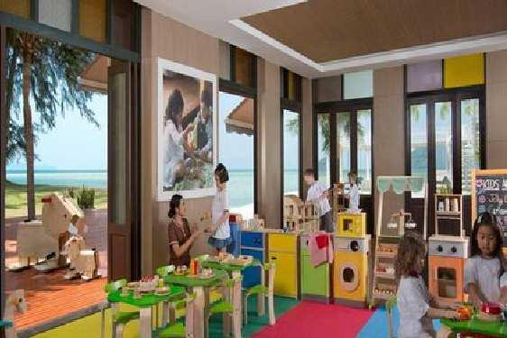 Club Kappaclub Anantara Si Kao : Espaces enfants