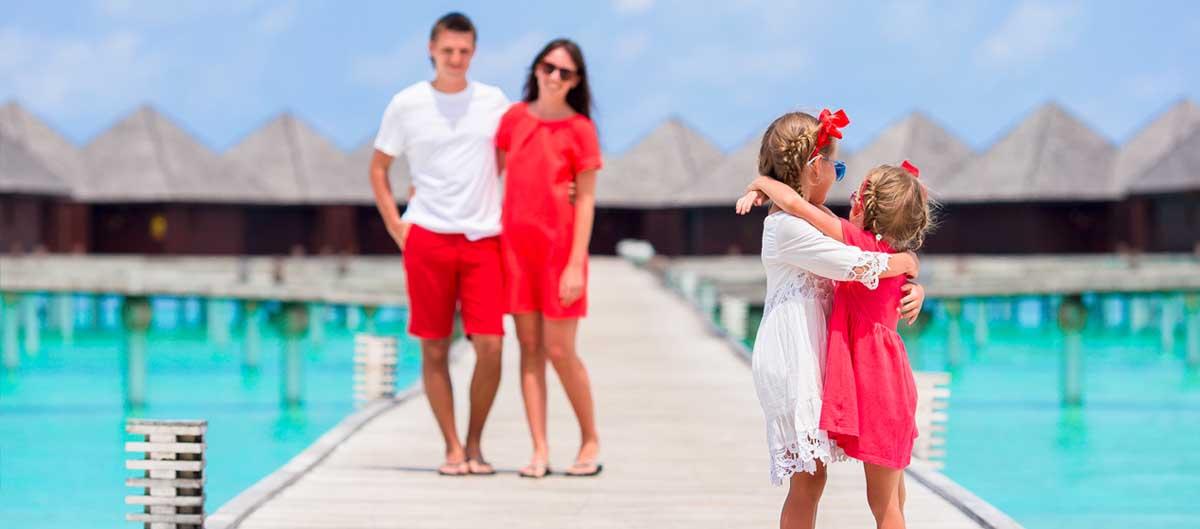 Kappa Club : vacances en famille