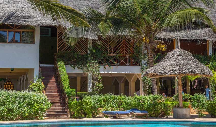 Kappa Club à Zanzibar : excursions et piscine