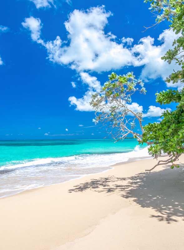 Punta Cana Las Galeras playa Rincon