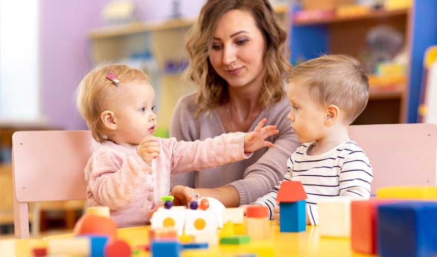 Club Belambra : espace enfants et bébé