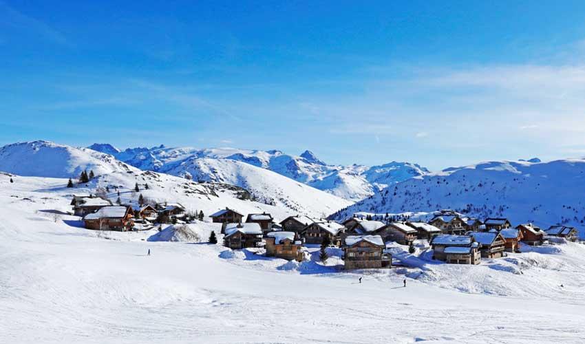 Belambra Club en France, dans les Alpes