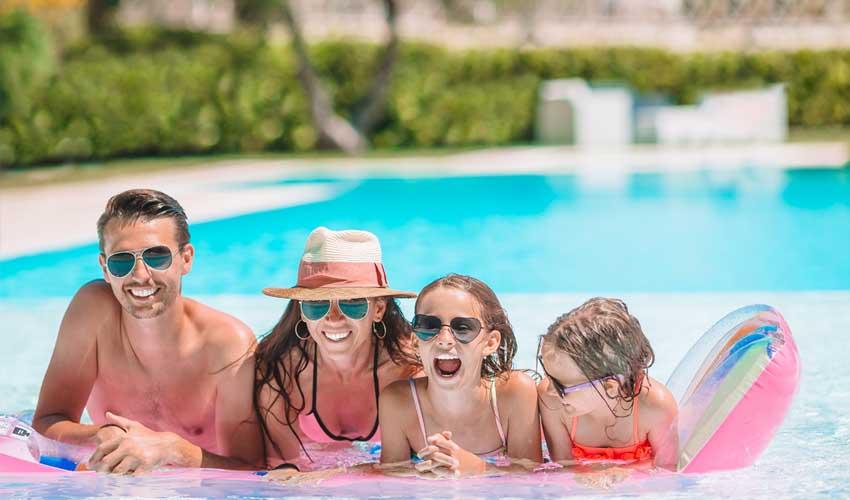Vacances en famille dans un club Belambra