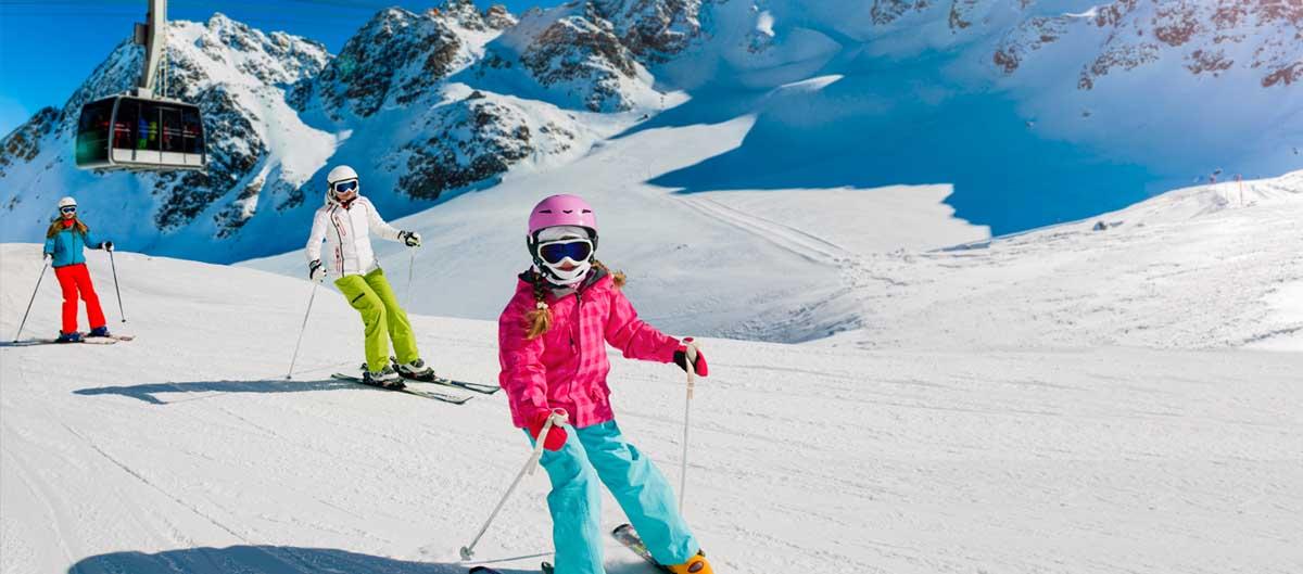 Ski à la montagne en club Belambra